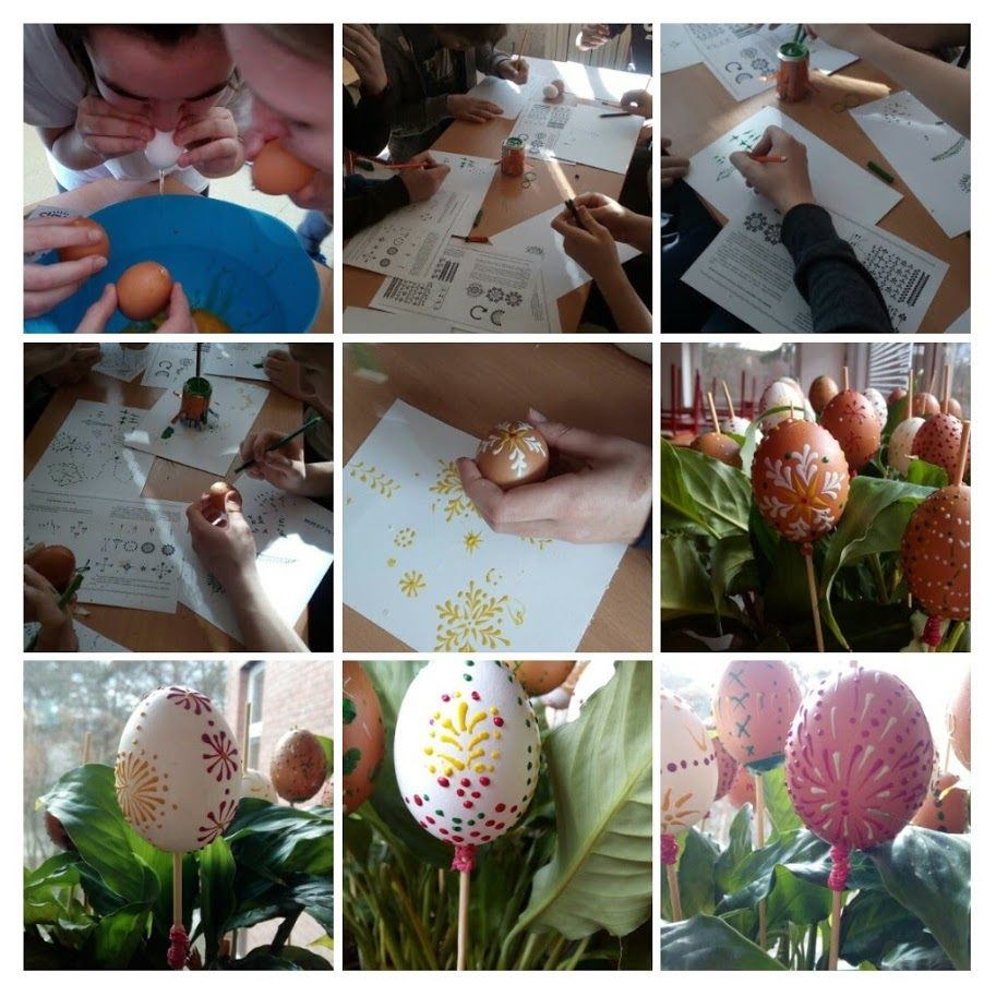 Easter in Europe! (eTwinning project)